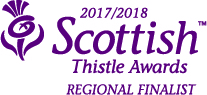 Thistle Awards Regional Finalist 2017-18